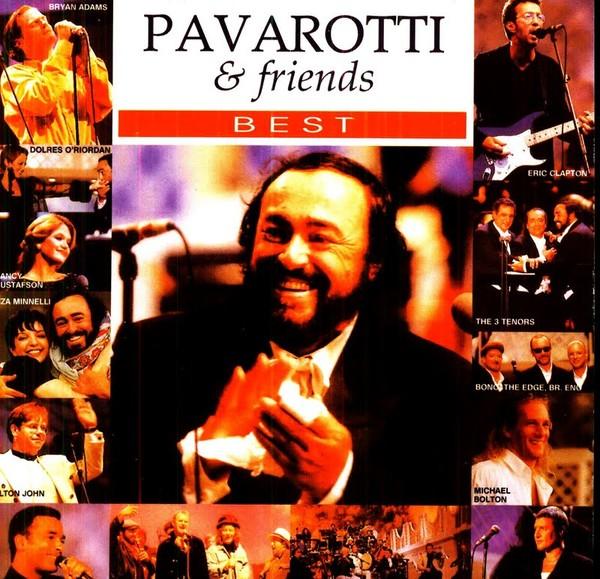 Pavarotti & Friends  best